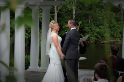 Derrick & Elise Lingle Wedding Video Trailer