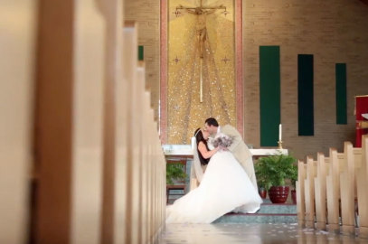 Krystal & Dustin Saxton Wedding Video Trailer