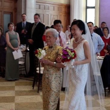 Nate & Yim Wedding Highlight Video